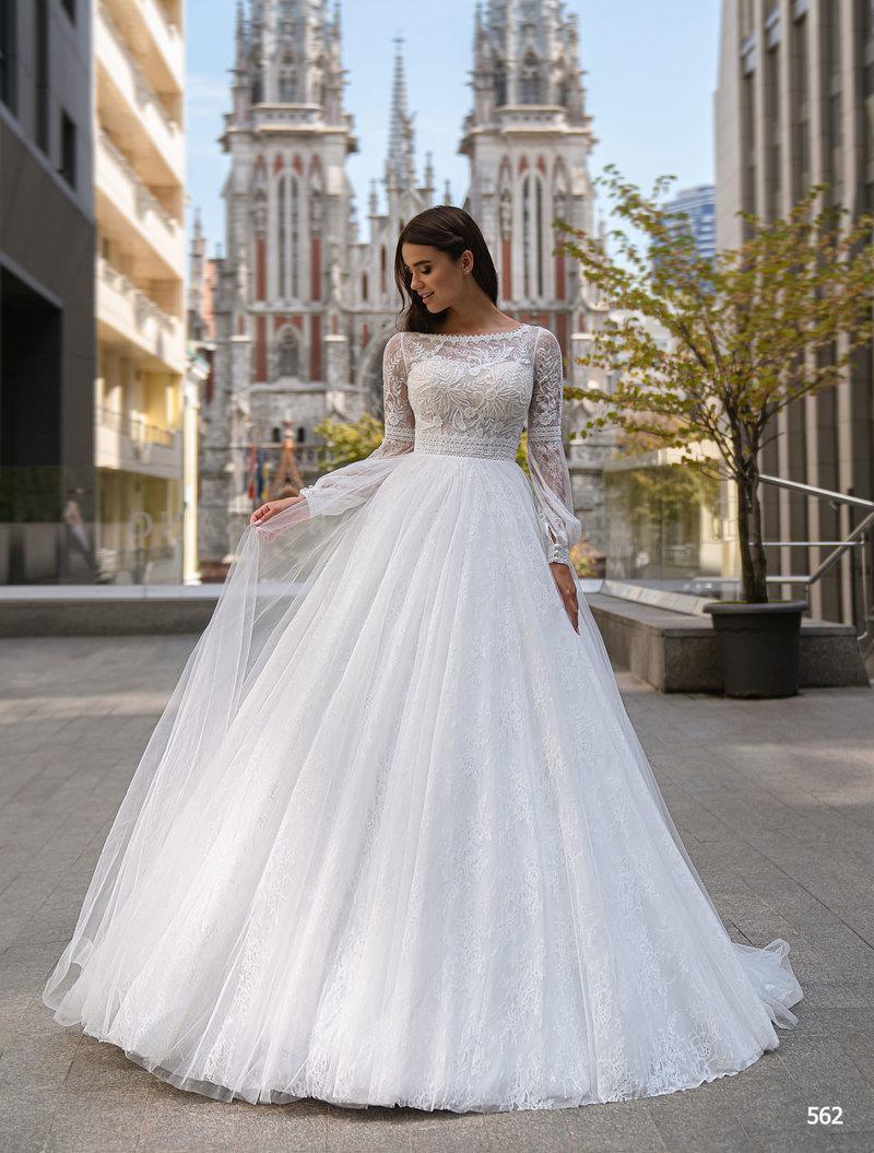 Свадебное платье Elena Novias 562