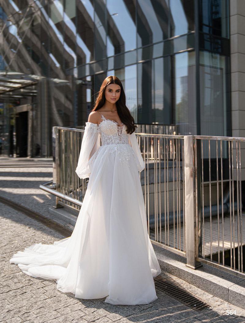 Свадебное платье Elena Novias 564