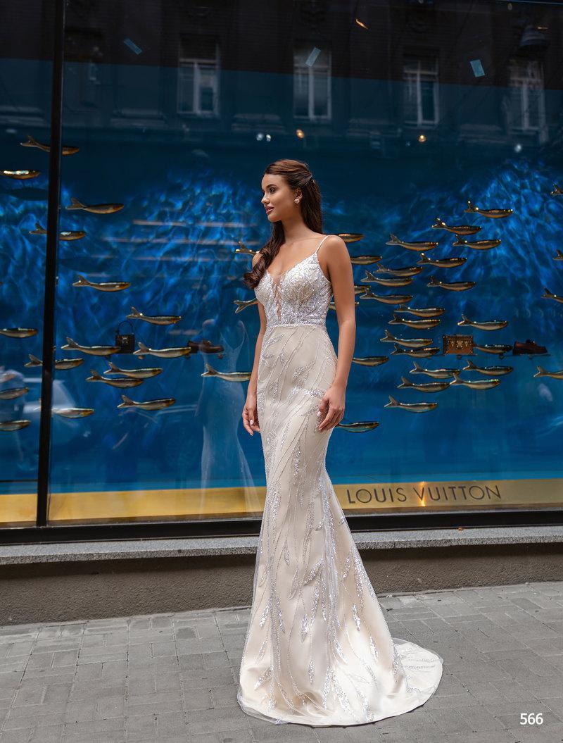 Свадебное платье Elena Novias 566