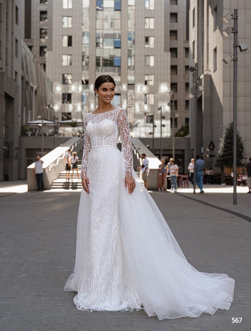 Свадебное платье Elena Novias 567
