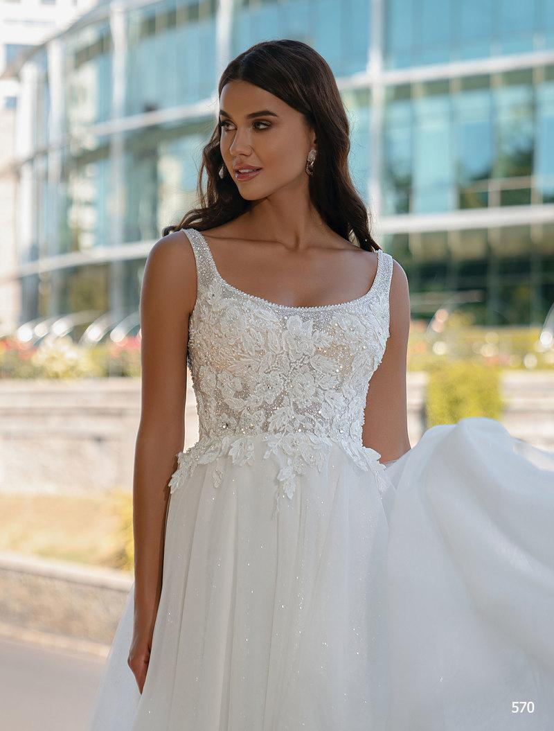 Robe de mariée Elena Novias 570