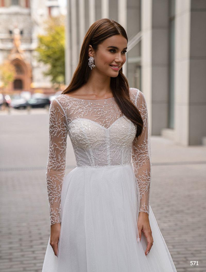 Wedding Dress Elena Novias 571