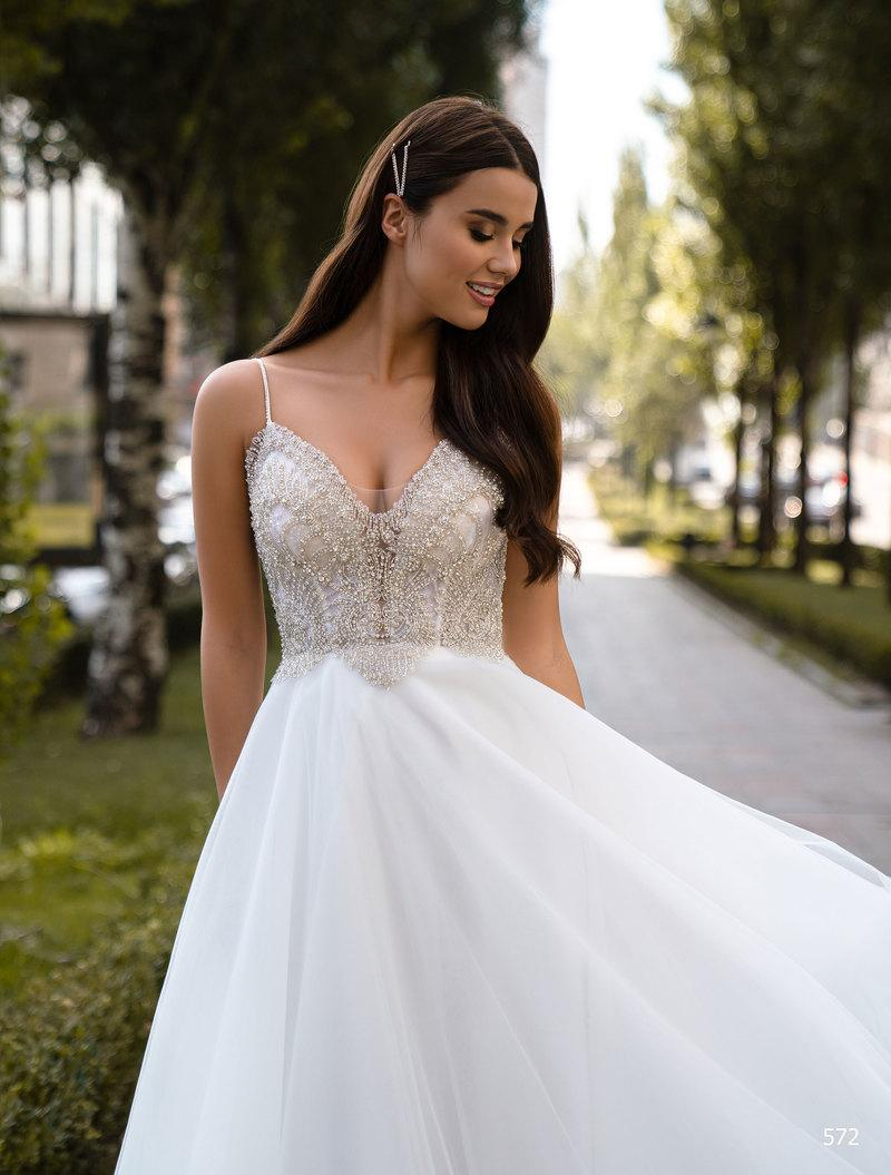Wedding Dress Elena Novias 572