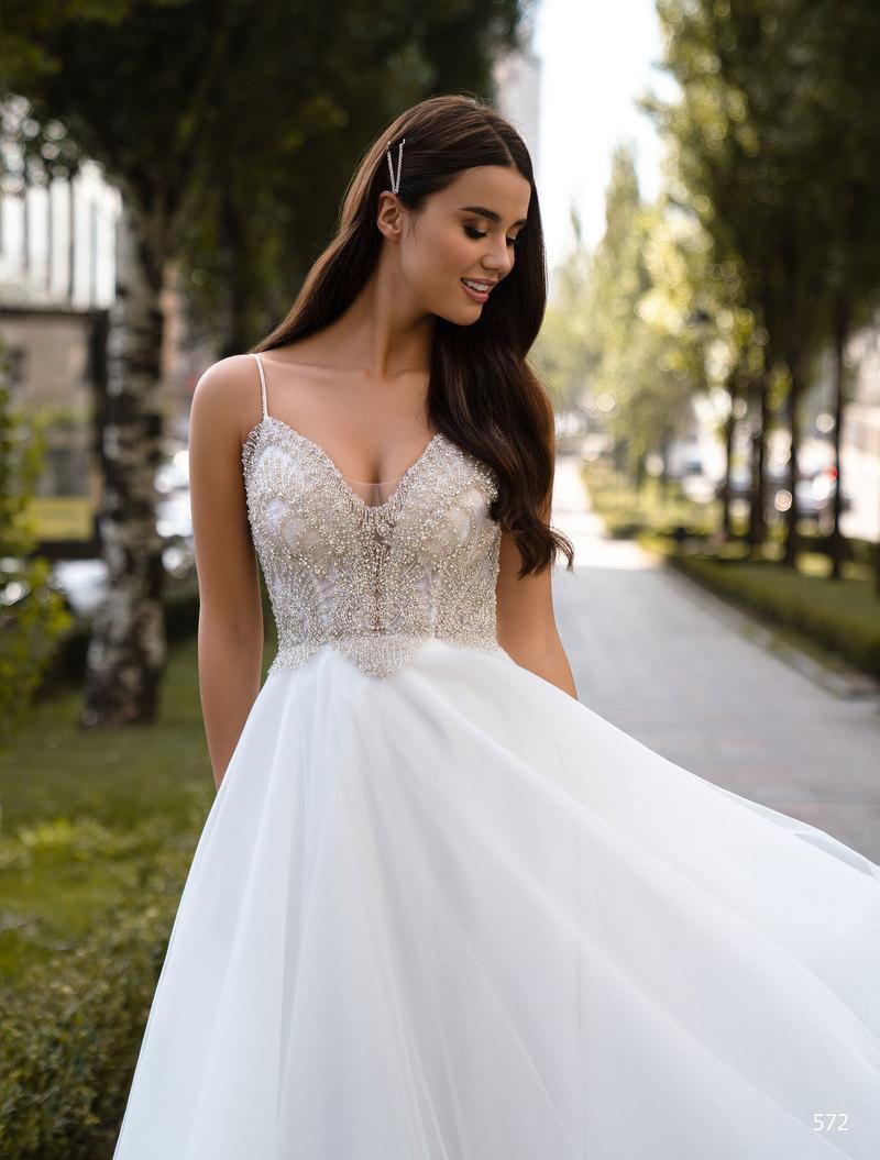 Свадебное платье Elena Novias 572