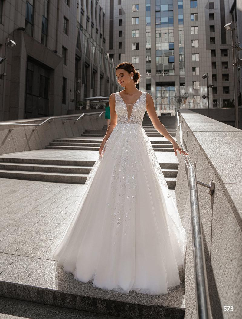 Wedding Dress Elena Novias 573
