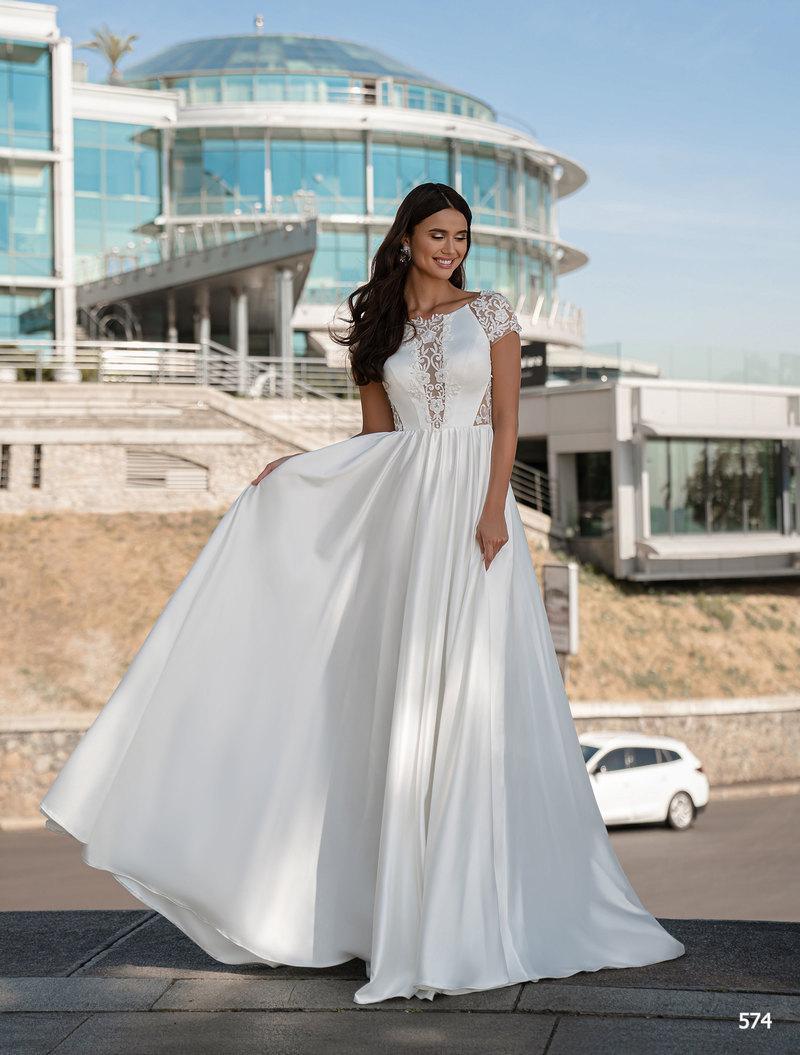 Свадебное платье Elena Novias 574