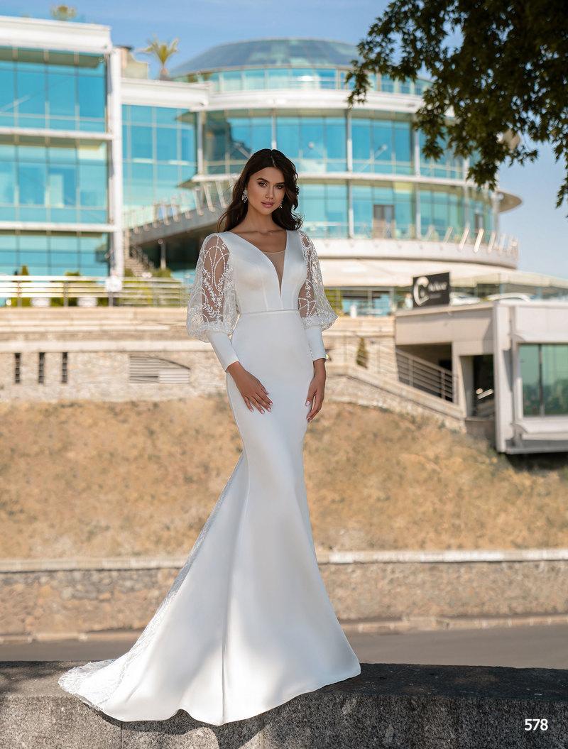 Свадебное платье Elena Novias 578