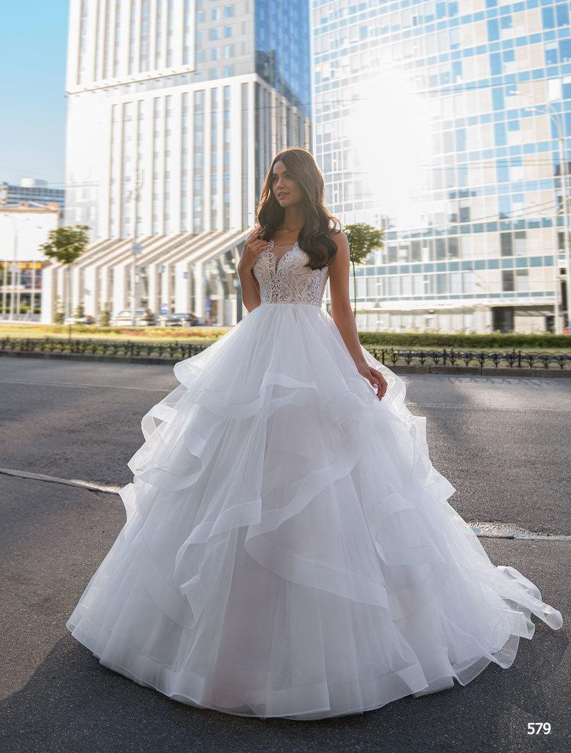 Свадебное платье Elena Novias 579