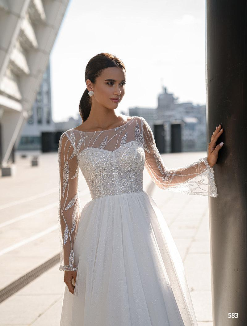 Свадебное платье Elena Novias 583