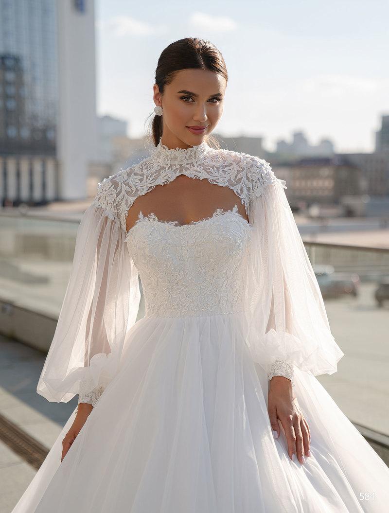 Свадебное платье Elena Novias 584