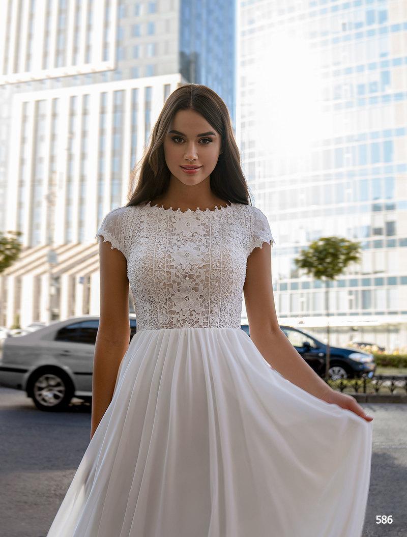 Свадебное платье Elena Novias 586