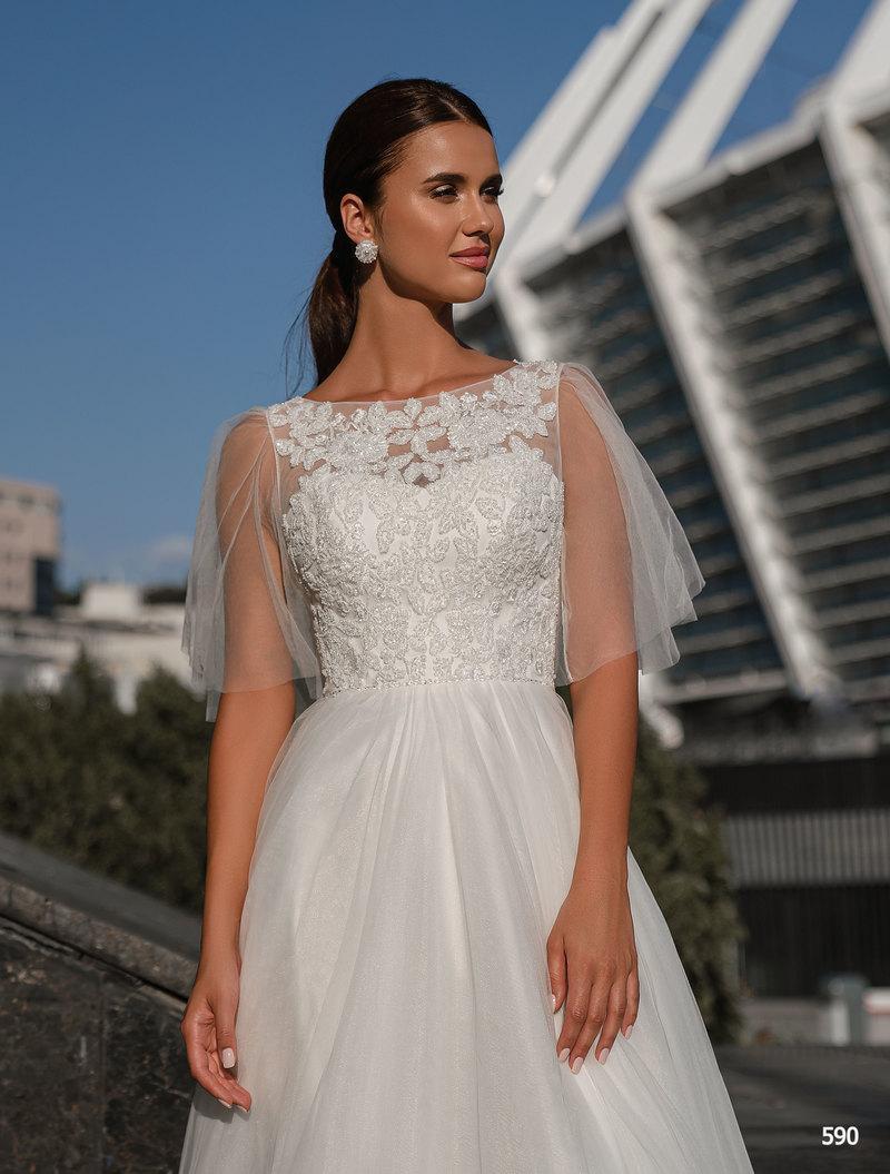 Свадебное платье Elena Novias 590
