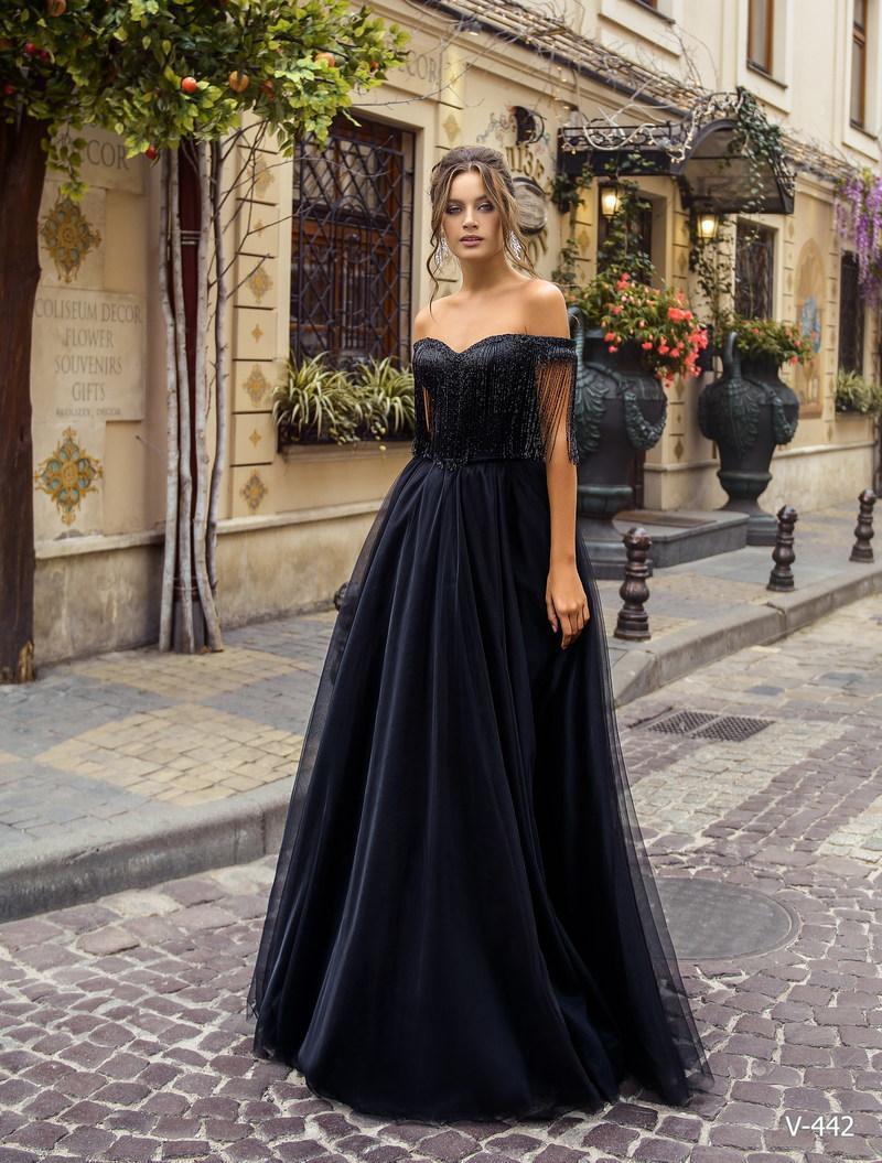 Evening Dress Elena Novias V-442
