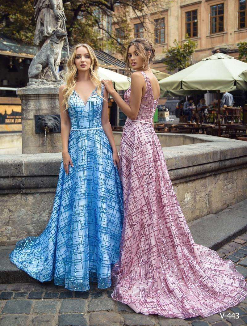 Вечернее платье Elena Novias V-443