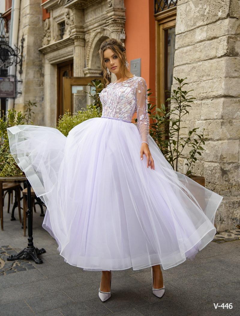 Abendkleid Elena Novias V-446