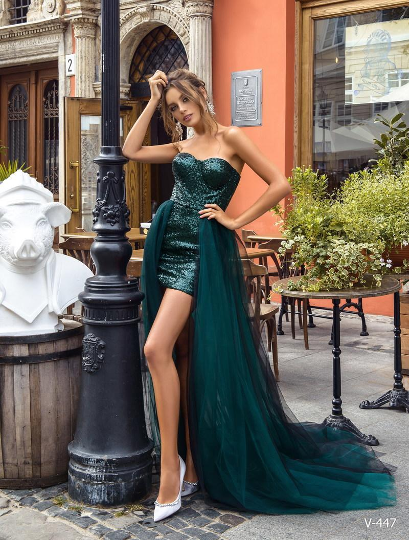 Abendkleid Elena Novias V-447