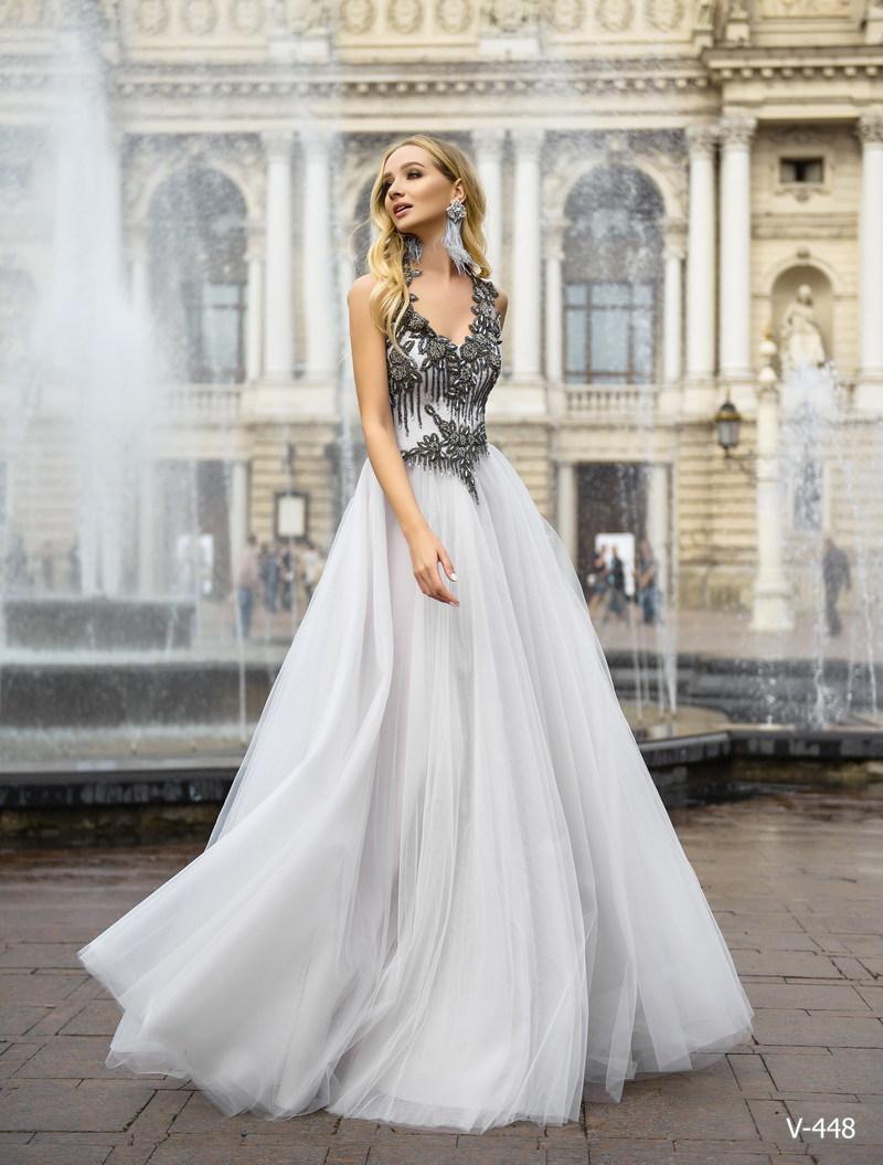 Abendkleid Elena Novias V-448