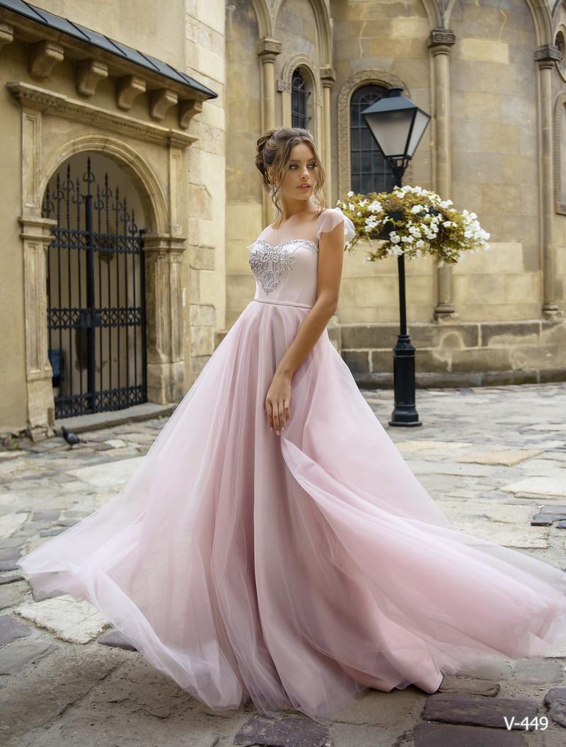 Abendkleid Elena Novias V-449