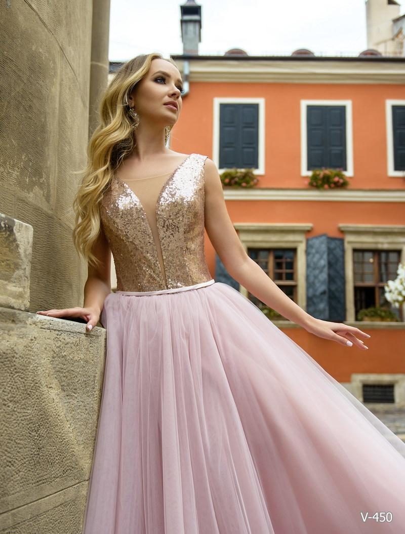 Abendkleid Elena Novias V-450