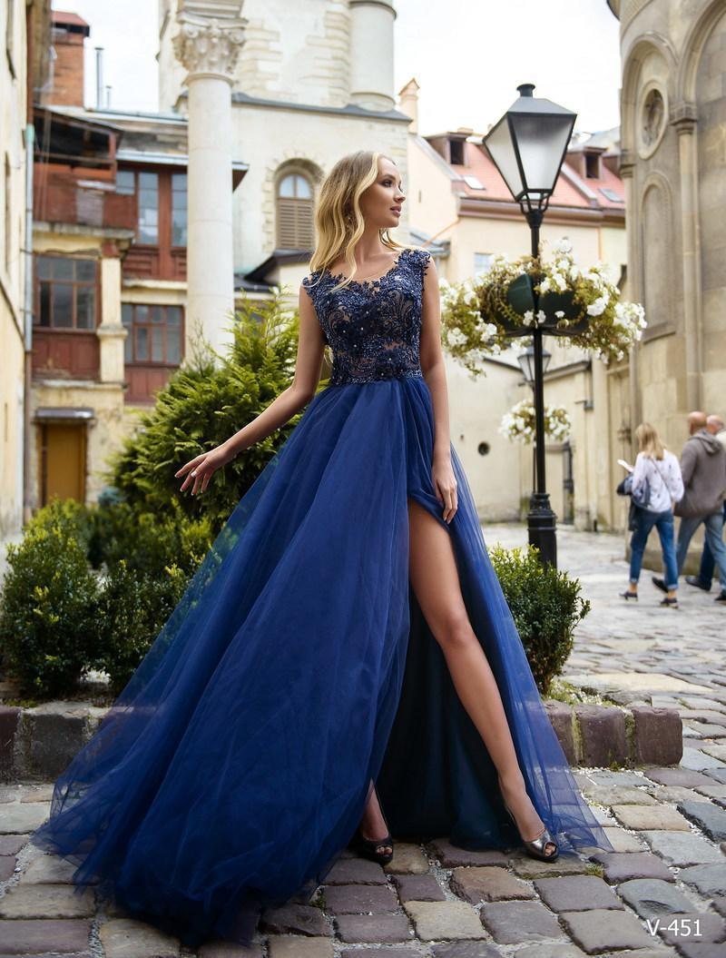 Abendkleid Elena Novias V-451