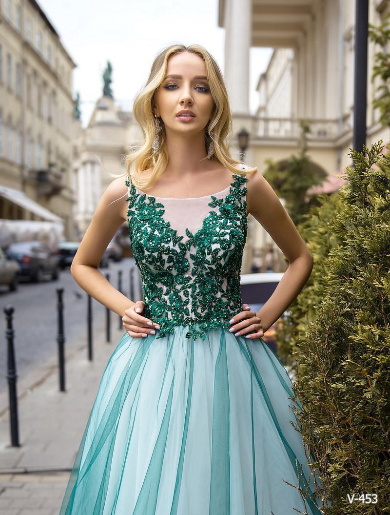 Вечернее платье Elena Novias V-453