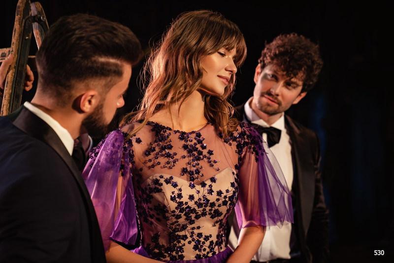Вечернее платье Elena Novias V-530