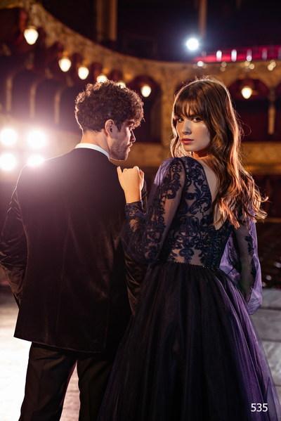 Evening Dress Elena Novias V-535