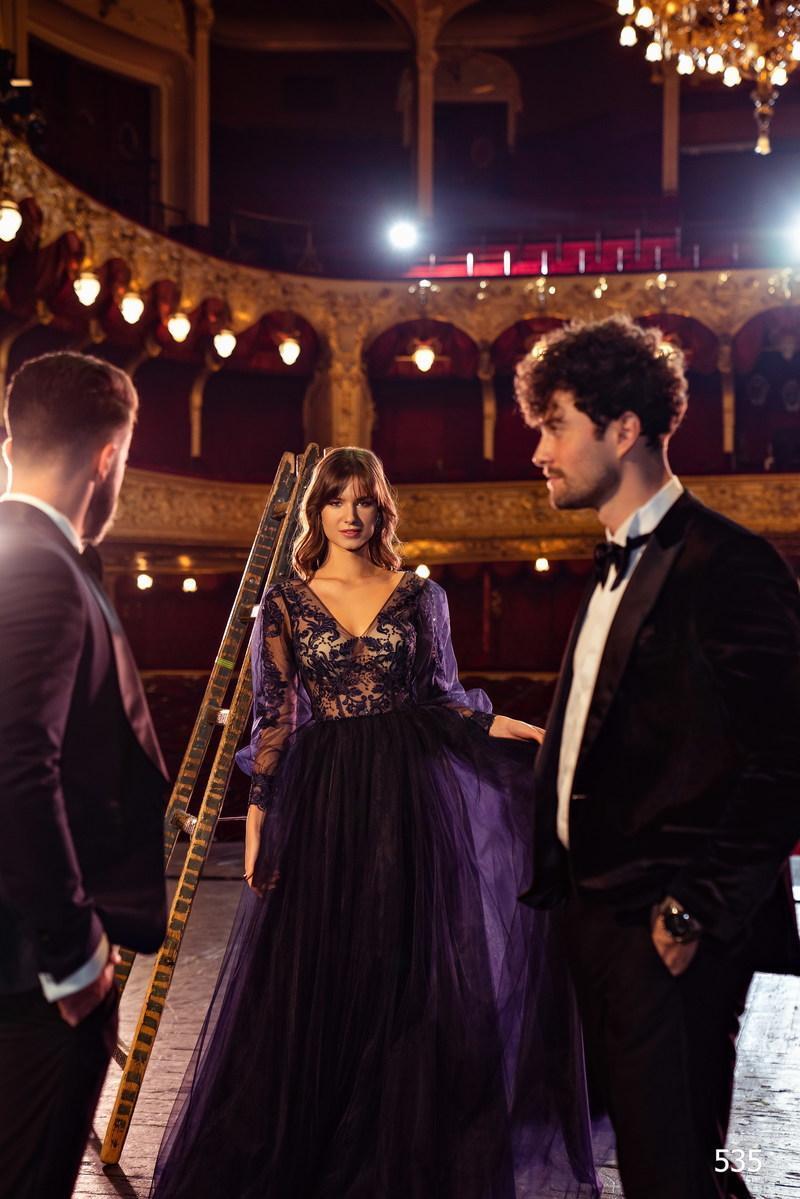 Вечернее платье Elena Novias V-535