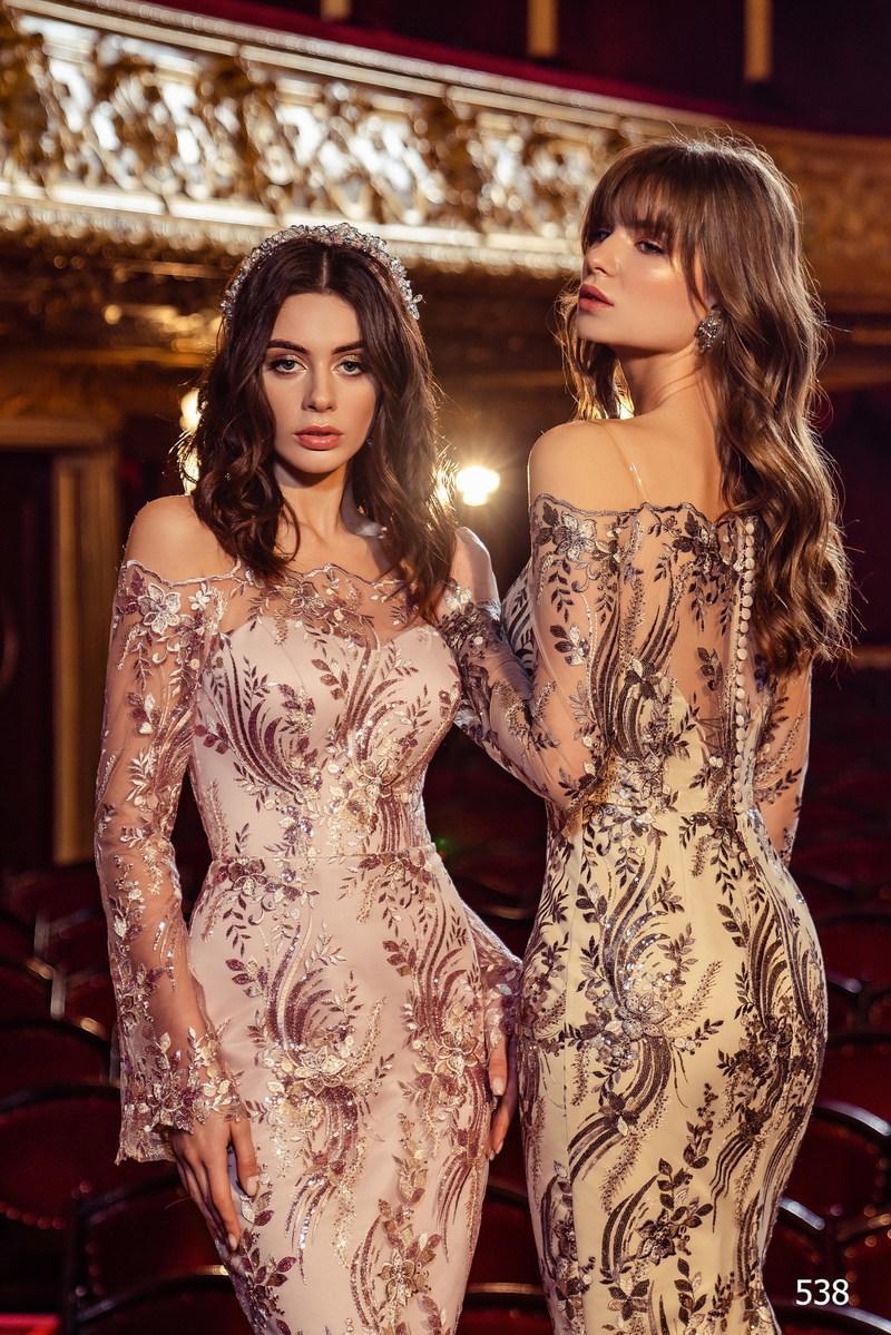 Abendkleid Elena Novias V-538