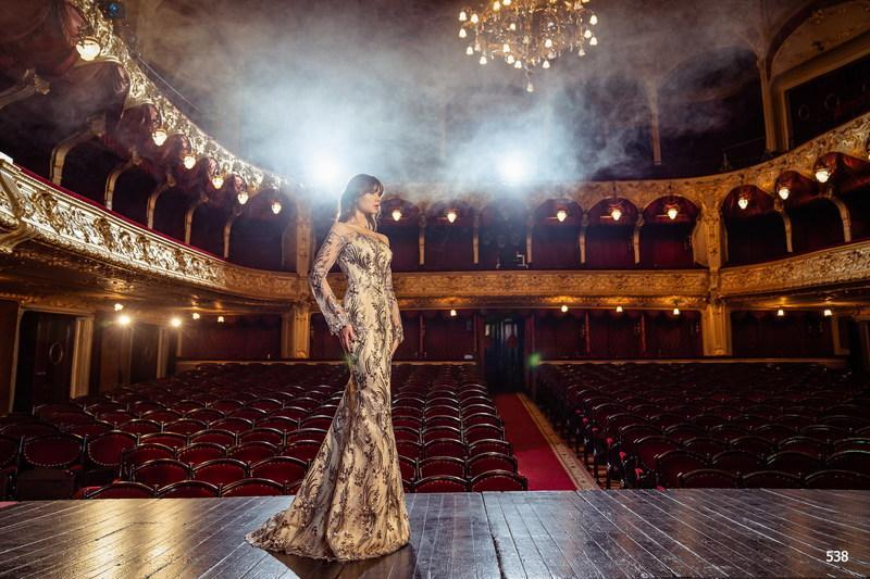 Вечернее платье Elena Novias V-538