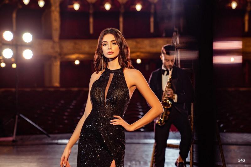 Вечернее платье Elena Novias V-540