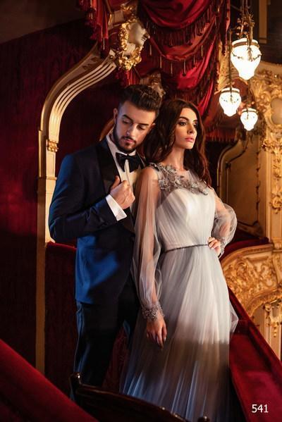 Evening Dress Elena Novias V-541