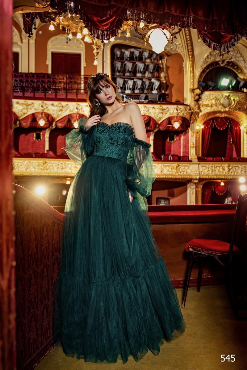 Abendkleid Elena Novias V-545