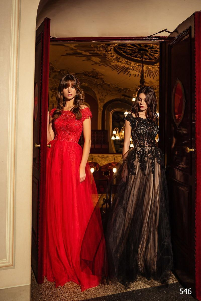 Abendkleid Elena Novias V-546