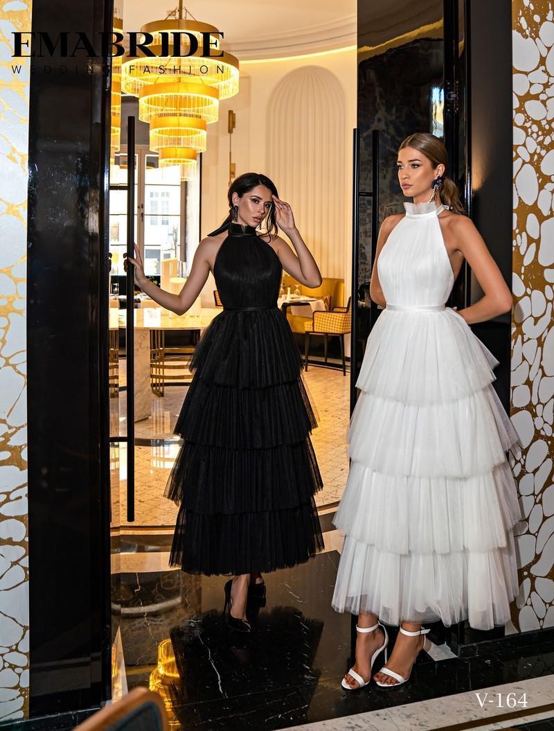 Robe de soirée Ema Bride V-164