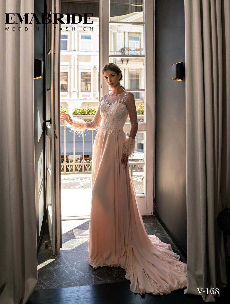 Robe de soirée Ema Bride V-168