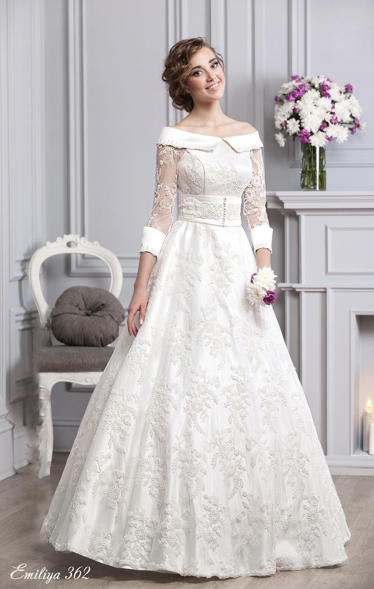 Wedding Dress Viva Deluxe Emiliya