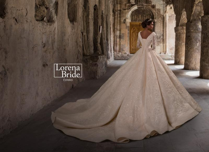 Svatební šaty Lorena Bride Estela