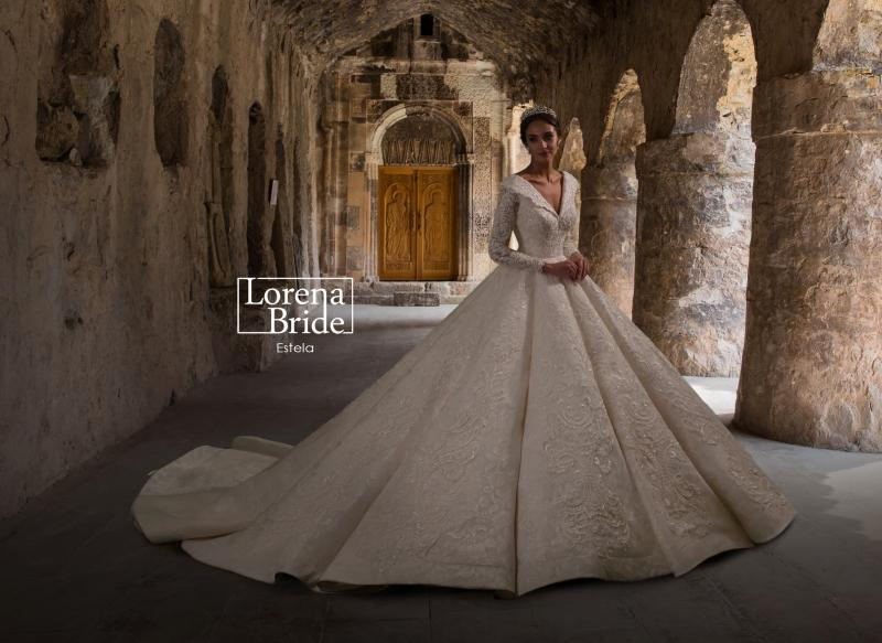 Свадебное платье Lorena Bride Estela