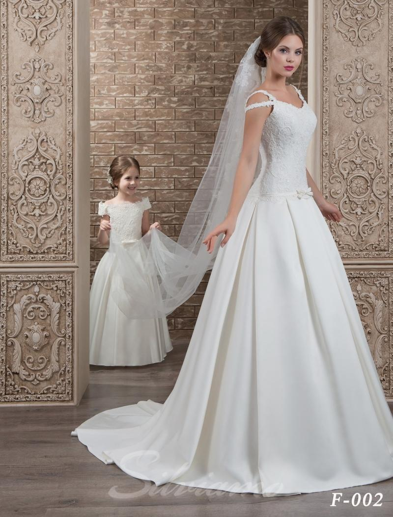 Свадебная фата Silviamo F-002