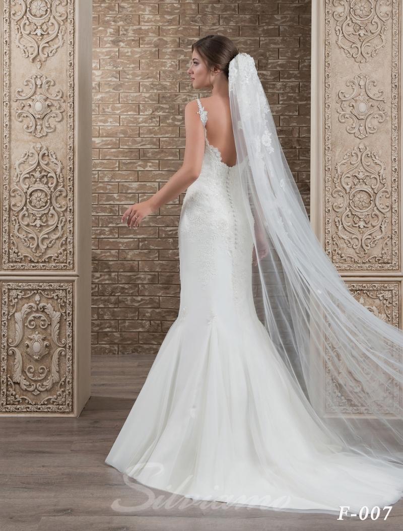 Свадебная фата Silviamo F-007