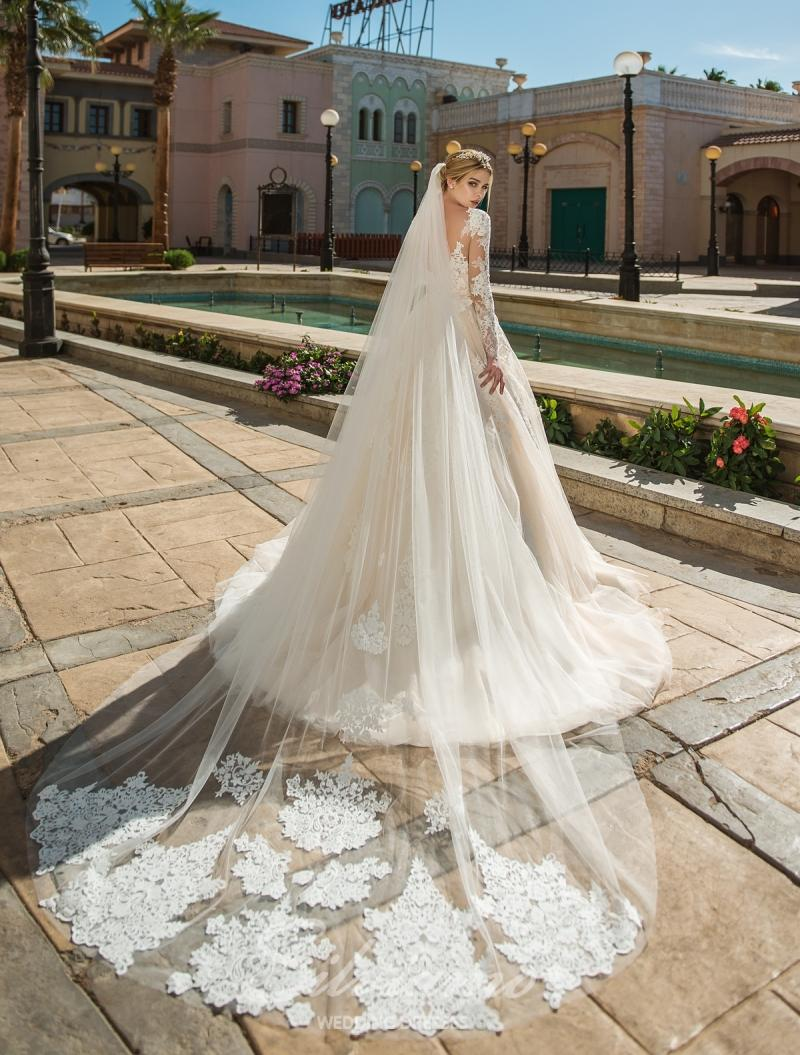 Свадебная фата Silviamo F-033