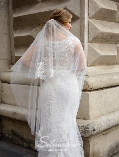 Wedding Veil Silviamo F-052
