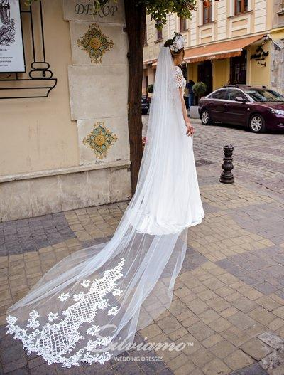 Wedding Veil Silviamo F-053