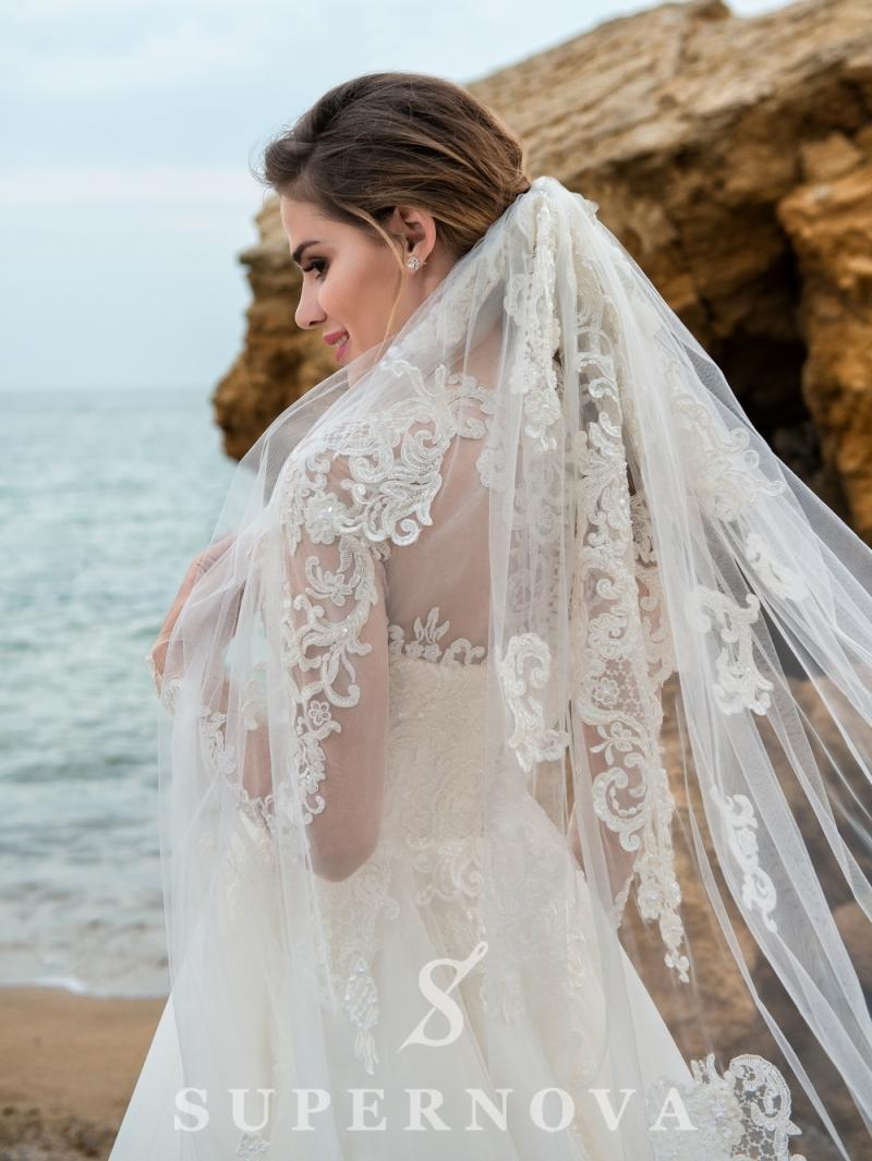 Wedding Veil Supernova FN-004