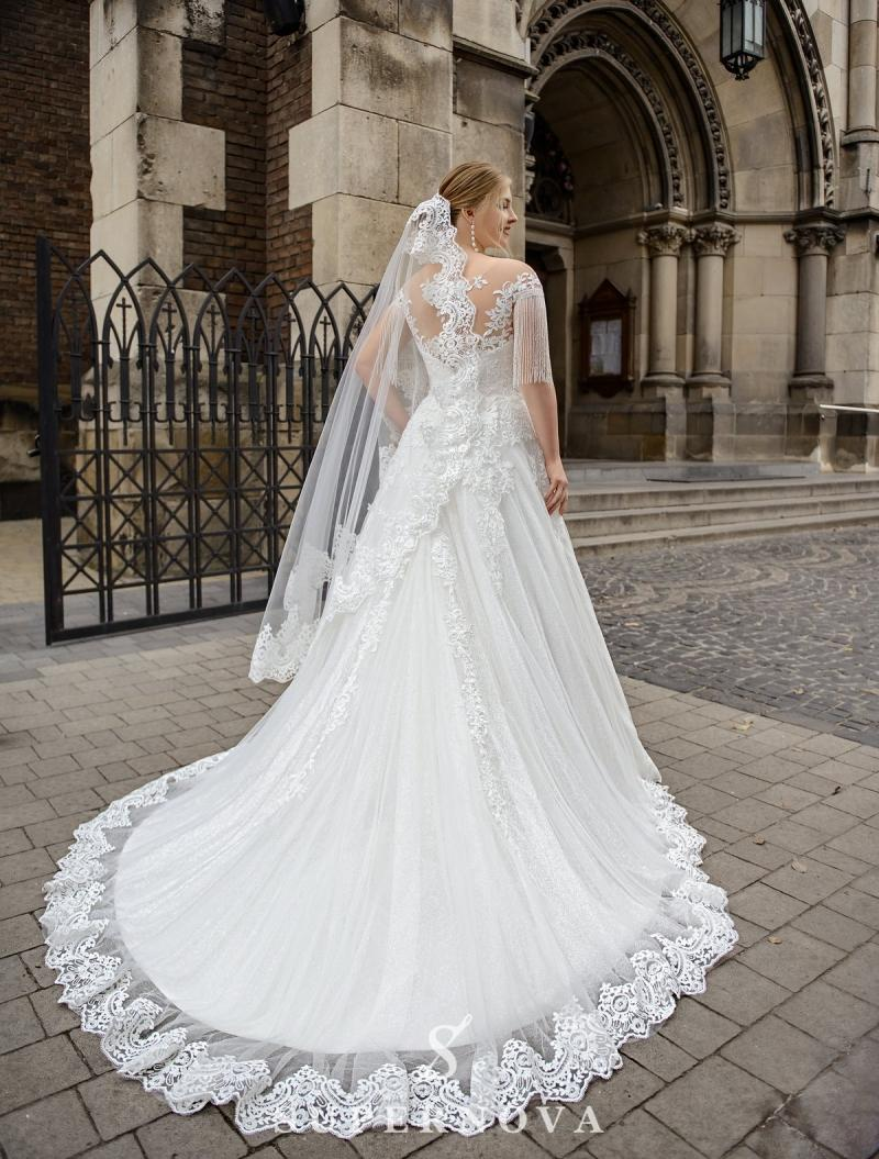 Wedding Veil Supernova FN-023