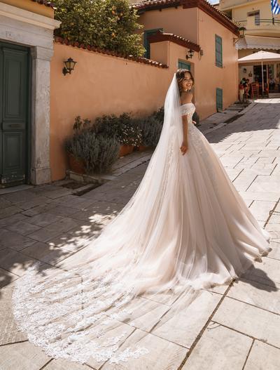 Wedding Veil Supernova FN-026