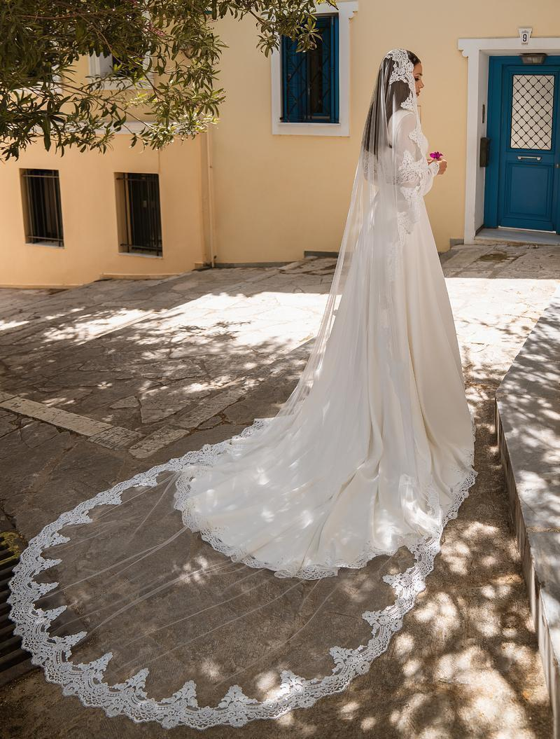 Wedding Veil Supernova FN-029
