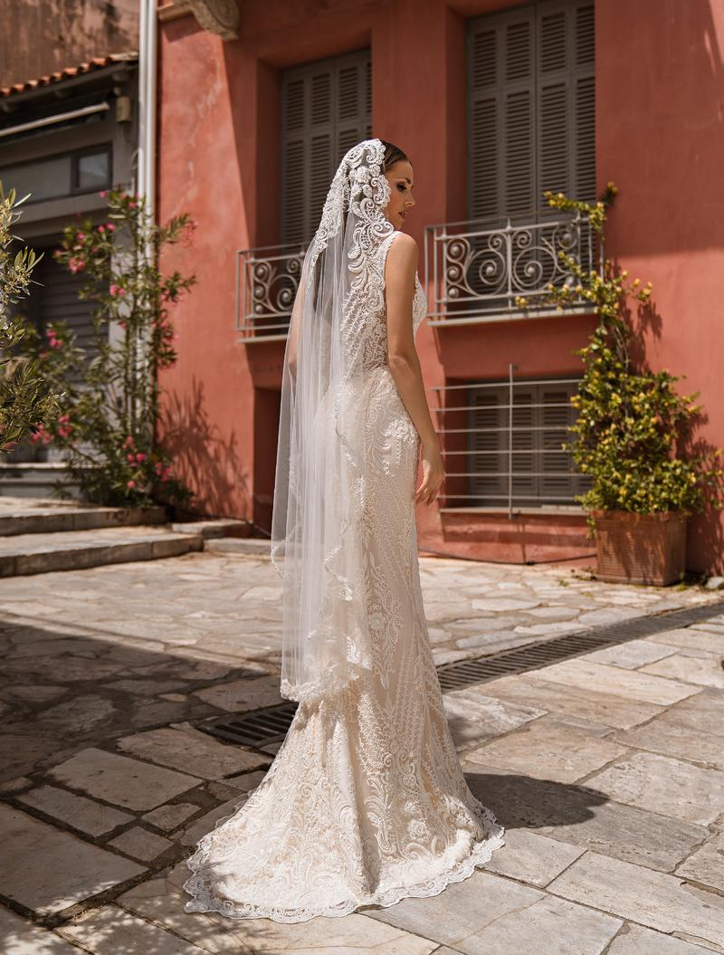 Wedding Veil Supernova FN-031