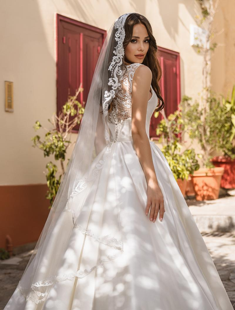 Wedding Veil Supernova FN-032
